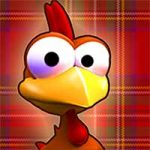 CRAZY CHICKEN strikes back 1.3.113_113 Full Apk Android