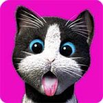 Daily Kitten virtual cat pet 2.9.1 Apk Mod Casual Game for Android