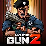 Major GUN FPS endless shooter 3.8.1 Apk Mod for Android