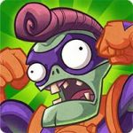 Plants vs. Zombies Heroes 1.8.26 Apk Mod + Data for Android