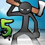 Anger of Stick 5 1.1.1 Apk Mod Money for Android