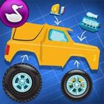 Build A Truck Duck Duck Moose 1.2 Apk Mod Money for Android
