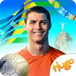 Cristiano Ronaldo Kick'n'Run 1.0.21 Apk Mod for Android