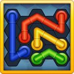 Pipe Lines Hexa 2.4.7 Apk Mod Hints for Android