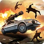 Zombie Derby 2 1.0.0 Apk Mod Money, Fuel for Android