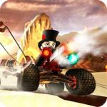 Cracking Sands - Combat Racing 1.0.0 Apk Mod Premium, Money + Data