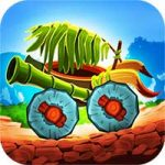 Fun Kid Racing Prehistoric Run Android thumb