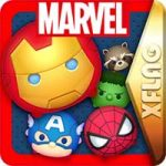 MARVEL Tsum Tsum 2.1.0 Apk Mod High Damage - Score Android