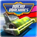 Micro Machines 1.0.2.0001 Apk + Data for Android