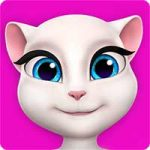 My Talking Angela 3.3.2.21 Apk Mod Android