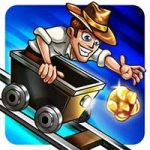 Rail Rush 1.9.14 Apk Mod Gold - Diamond for Android