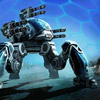 walking war robots android thumb
