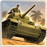 1943 Deadly Desert 1.0.2 Apk + Mod Gold for Android