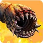 Death Worm 1.65 Apk + Mod Full Unlocked for Android