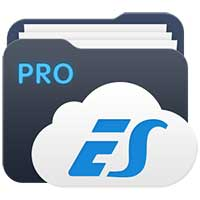 ES File Explorer Pro Android thumb