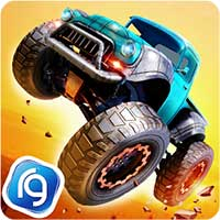 Monster Truck Racing 3.1.0 Apk + Mod (Gold/Coins/Fuel) for Android