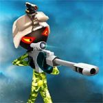 Stickman Sniper Squad 2017 1.2 Apk + Mod for Android