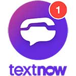 TextNow - free text + calls PREMIUM 5.26.0 Unlocked Apk for Android
