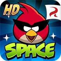 Angry Birds Space HD Android thumb