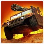 Iron Desert - Fire Storm 4.5 Apk Mod Money for Android