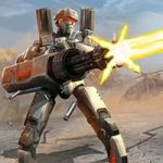 Iron Kill Robot Games Android thumb