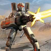 Iron Kill Robot Games Android thumb