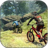 MTB DownHill Multiplayer 1.0.12 Apk + Mod Money for Android