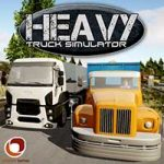 Heavy Truck Simulator 1.901 Apk + Mod + Data for Android