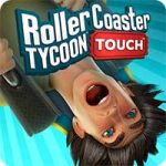 RollerCoaster Tycoon Touch 1.11.1 Apk + Mod Money + Data for Android