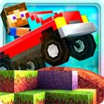 Blocky Roads 1.3.1 Apk + Mod Unlocked + Data for Android