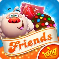 Candy Crush Friends Saga 1.14.7 Apk + Mod (Live/Moves) Android