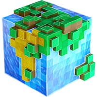 WorldCraft 3D Build & Craft Android thumb