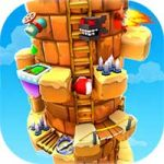 Blocky Castle 1.3.4 Apk + Mod Coins for Android