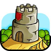 Grow Castle 1.24.0 Full Apk + Mod (Coins/Gems/Skill Points) Android
