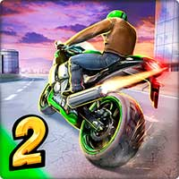 Moto Racing 2 Burning Asphalt Android thumb