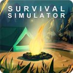 Survival Simulator 0.1.6 Apk + Mod Money for Android
