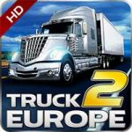 Truck Simulator Europe 2 HD 1.0.3 Apk + Mod Unlocked for Android