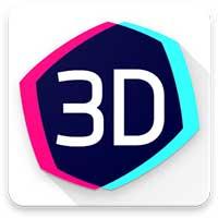 Hologram Background Premium Android thumb