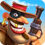 Run & Gun: BANDITOS 1.3 Apk + Mod for Android