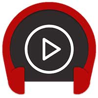 Crimson Music Player Android thumb