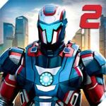 Iron Avenger 2 : No Limits 1.601 Apk + Mod Money for Android