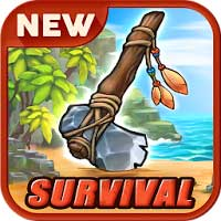 Survival Game: Lost Island PRO Android thumb