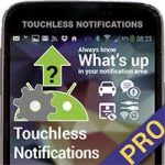 Touchless Notifications Pro 3.30 Apk for Android