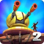 Tower Defense: Alien War TD 2 1.1.4 Apk + Mod Android