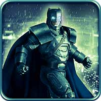Bat Superhero Battle Simulator Android thumb