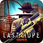Last Hope Sniper – Zombie War 1.11 Apk + Mod for Android