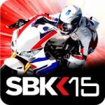 SBK15 Official Mobile Game 1.4.0 Full Apk + Data for Android