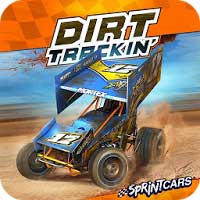 Dirt Trackin Sprint Cars 2.0.07 Apk + Data for Android