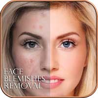 Face Blemishes Removal Android thumb