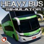 Heavy Bus Simulator 1.071 Apk + Mod + Data for Android